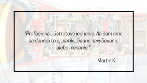 martin recenzia - servis automatických prevodoviek