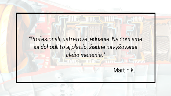 martin vseobecna recenzia na autoservis automatickych prevodoviek